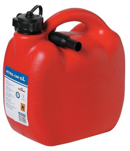 Sumex BIDON10 UN App Petrol Can with Flexible Filler 10 L