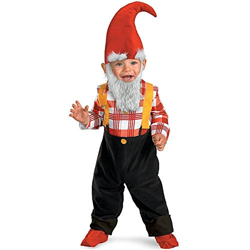 Garden Gnome Toddler Costume - 2T