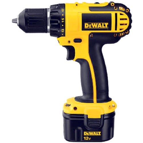 DEWALT DC742KA Cordless 12-Volt 3/8-Inch Compact Drill/Driver (Dewalt Drill Repair Parts compare prices)