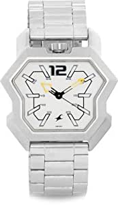 Buy Fastrack Men Metal Analog White Watch - 3125SM01 ... Fastrack Watches For Women New Arrivals