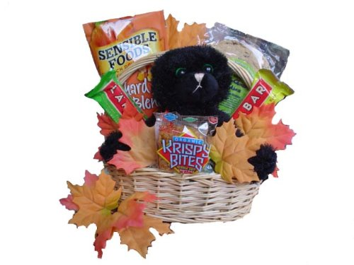 Gluten Free Halloween Gift Basket