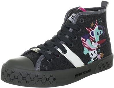 Paul Frank BOSTON PFL0306A, Mädchen Sneaker, Grau (Grey), EU 25
