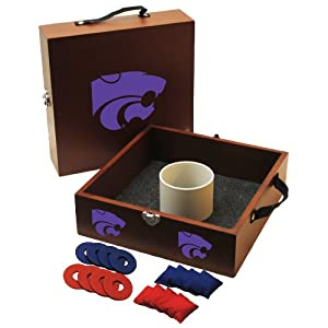 Buy NCAA Kansas State Wildcats Washer Toss Game by Wild Sales