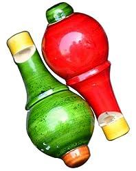 Rangeela Toys Whistle(Green)