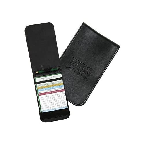 : TPK Leather Golf Scorecard Holder Made in America: Jewelry: Jewelry