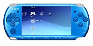 PSPバイブラント・ブルー(PSP-3000VB)