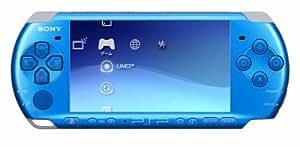 PSP「プレイステーション・ポータブル」 バイブラント・ブルー (PSP-3000VB)【メーカー生産終了】