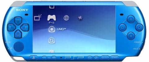 PSP「プレイステーション・ポータブル」 バリュー・パック バイブラント・ブルー (PSPJ-30002) 【メーカー生産終了】