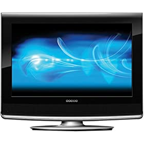 Skyworth SLC-1569A 15.6-Inch Widescreen LCD TV with Built-In DVD Player