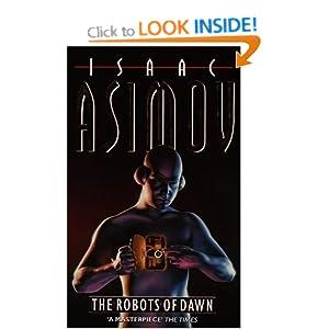 Robots of Dawn - Isaac Asimov