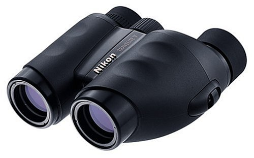 Nikon Travelite 12x25 V Rubber Armored Binocular