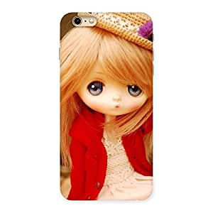 Tiny Bride Girl Multicolor Back Case Cover for iPhone 6 Plus 6S Plus