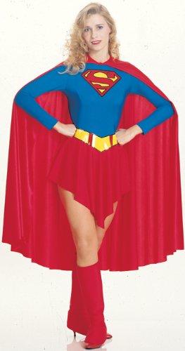 Supergirl Adult Medium Halloween or Theatre Costume