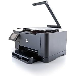 HP LaserJet Pro 200 M275NW Laser Multifunction Printer - Color - Plain Paper Print - Desktop. TOPSHOT LASERJET PRO M275 AIO CLR P/C/S USB 2.0 ENET WL 600X600 CL-MFP. Printer, Copier, Scanner - 17ppm Mono/4ppm Color Print - 600 x 600dpi Print - 17cpm Mono/4cpm Color Copy - Touchscreen LCD - 245dpi Optical Scan - Manual Duplex Print - 150 sheets Input - Fast Ethernet - Wi-Fi - USB