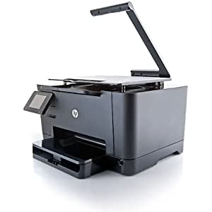 HP LaserJet Pro 200 M275NW Laser Multifunction Printer - Color - Plain Paper Print - Desktop. TOPSHOT LASERJET PRO M275 AIO CLR P/C/S USB 2.0 ENET WL 600X600 CL-MFP. Printer, Copier, Scanner - 17ppm Mono/4ppm Color Print - 600 x 600dpi Print - 17cpm Mono/4cpm Color Copy - Touchscreen LCD - 245dpi Optical Scan - Manual Duplex Print - 150 sheets Input - Fast Ethernet - Wi-Fi - USB