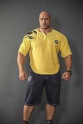 BIG SAM SPORTSWEAR COMPANY Ragtop Rag Top Sweater Gym T-Shirt BODY DOG Logo Skorpion *3181*