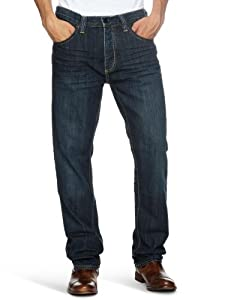 Billabong Herren Denim E1 Fifty, dark used, 28, 01PN06BIPP