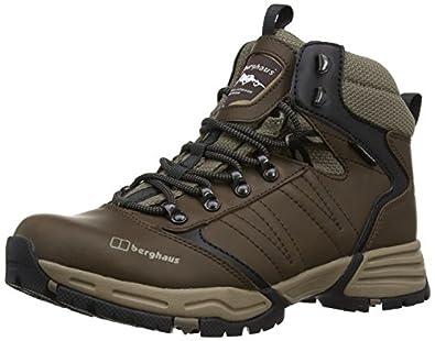 BERGHAUS Expeditor AQ Leather Men's Hiking Boot, Brown, UK6