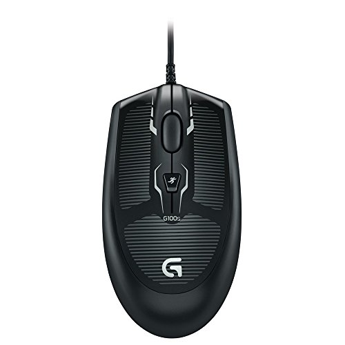 Mouse-Logitech-G100-S-Gaming-mouse-for-games-black-color