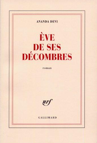 Eve de ses décombres (Prix des cinq continents de la Francophonie 2006) Picture
