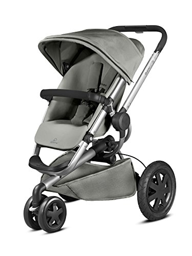 Quinny Buzz Xtra 2.0 Stroller in Gravel Grey
