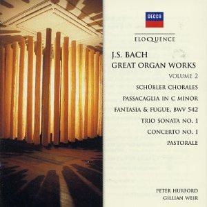 Bach J.S: Great Organ Works V.2