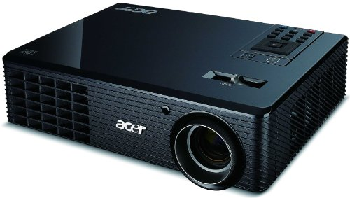 Acer X110P DLP Projector (nVidia 3D Vision Ready, 4000:1, 2700 ANSI Lumens, 800x600 SVGA)