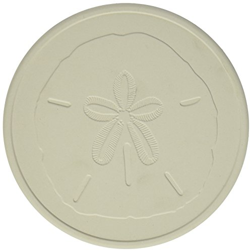 coasterstone-ec900-absorbent-coasters-4-1-4-inch-sand-dollar-set-of-4-by-coasterstone