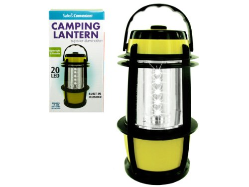 Wholesale Set Of 1, 20 Led Light Lantern (Tools, Lanterns), $27.60/Set Delivered