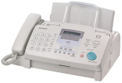 Sharp UX355L Plain-Paper Fax Machine