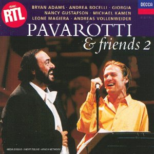 Bryan Adams - Pavarotti & Friends, Vol. 2 - Zortam Music