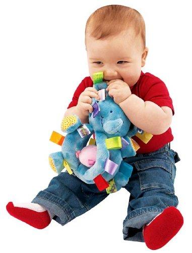 Taggies Grabby Elephant Toy