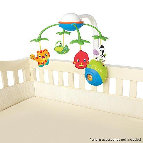Safari Crib Mobile