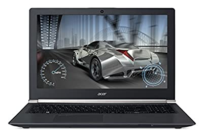 Acer Aspire V Nitro VN7-591G-77FS 15.6-Inch Laptop, Black - Free Windows 10 Upgrade