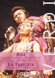Aida/ La Traviata [DVD]