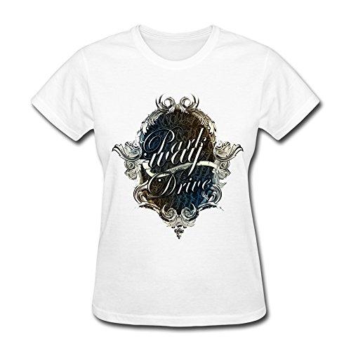 Donna's Parkway Drive T-Shirt- bianca