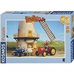KOSMOS - Puzzle Kleiner roter Traktor...