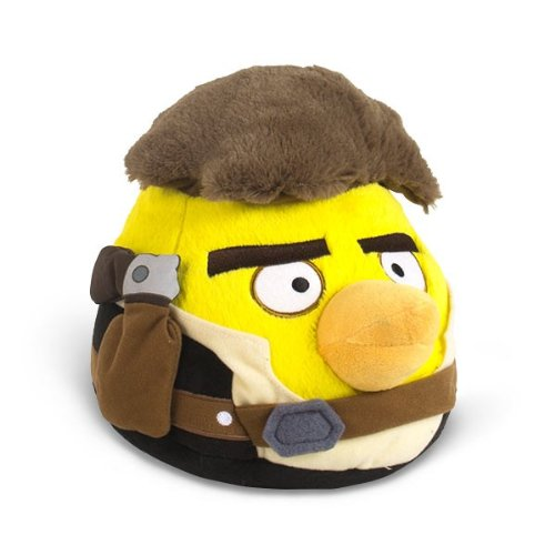 All Angry Birds Plush Toys : Angry birds star wars ii large quot cuddly toy soft plush