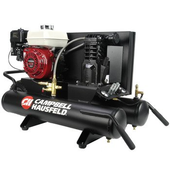 Campbell Hausfeld CE2000 8-Gallon 5.5-Horsepower Wheel Barrow Air Compressor