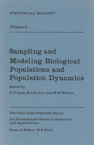 Sampling and Modeling Biological Populations and Population Dynamics . Statistical Ecology:  Volume  2 (Penn State stati
