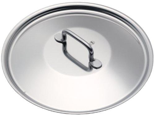 Sitram Catering 12-Inch Commercial Stainless Steel Lid