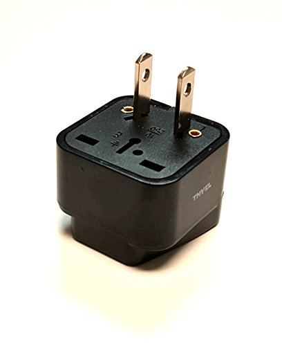 Tmvel Universal International Power Adapter Plug