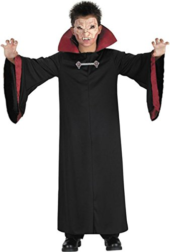 Costumes For All Occasions Dg1219L Evil Vampire Child Sz 4 6