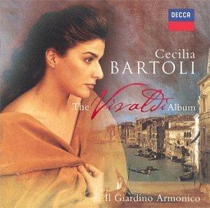 Vivaldi - Cecilia Bartoli - The Vivaldi Album / Il Giardino Armonico - Zortam Music