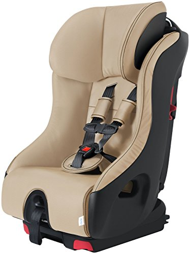 Clek Foonf 2015 Special Edition Leather Convertible Car Seat, Paige - 1
