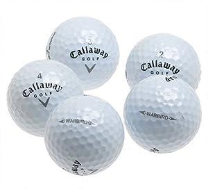 Callaway Warbird Recycled Golf Balls