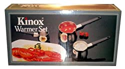 Kinox Warmer Set, 3 pieces