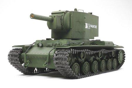 Tamiya 1/16 RC Tank Russian Heavy Tank KV-2 Gigant Model Kit