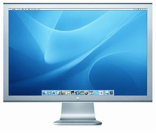 Apple Cinema HD Display (23インチフラットパネルモデル) [M9178J/A]