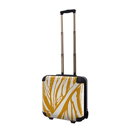 キャラート アートスーツケース ベーシック ソフィスティ(ベルランゴー) ジッパー2輪 機内持込 CRB01-035E